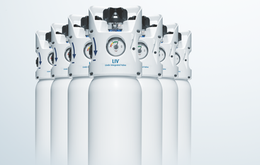 LIV®. Linde Integrated Valve.